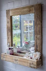 Pallet Wall Bathroom Recycled Pallet Shelving Ideas Pallet Wood Projects
