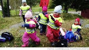 Дошкольное образование в Швеции В детском саду в Швеции