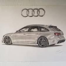 Audi RS6 Avant - Car_draws_sandro - Draw to Drive