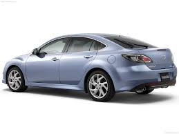 a072umys: Mazda 6 2011
