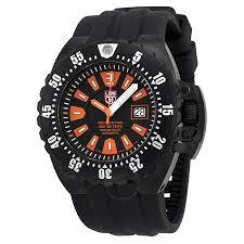 luminox watches jomashop luminox series 1500 deep dive automatic black dial men s watch