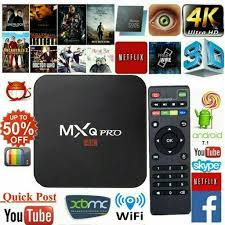 Buy MXQ Pro 3D 4K 64 Bit Android Quad Core Smart TV Box 1080P HDMI WIFI  17.6 WI at affordable prices, price 27 USD — 📦free shipping, ⭐real reviews  with photos — Joom