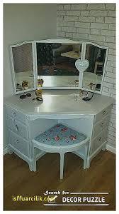 corner dressing table makeup dresser with mirror and lights elegant unique  modern corner dressing table designs . corner dressing table ...