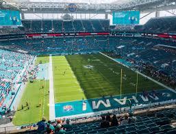 Hard Rock Stadium Section 306 Seat Views Seatgeek