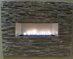 fireplace insert liners interior pleasant neutral stone wall with fascinating modern fireplace liners design plus contemporary