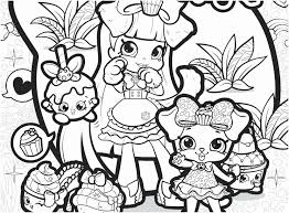 11 New Shopkins Coloring Pages To Print Coloring Page