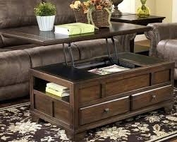 charming pull up coffee table coffee table with pull up top coffee with regard to lift