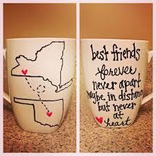 diy sharpie mugs friend mugsdear friendbest