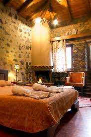 Orange And Brown Bedroom 50 Impressive Master Bedrooms With Fireplaces Photo Gallery
