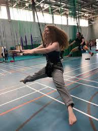 Irish Aerial Dance Festival 2018 Letterkenny Ireland Grounded