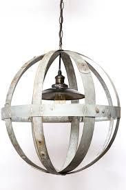 wine barrel lighting. Wine Barrel Ring Chandelier Globe Furniture Inside Lighting Idea Diy V