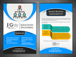 59 professional serious marketing flyer designs for a marketing flyer design design 6293134 submitted to double sided half page marketing handout