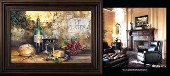 tuscany wall art framed wall art wine theme wall art y framed canvas wall art framed