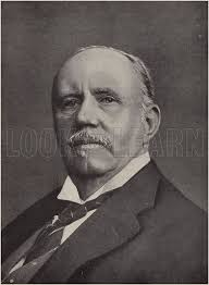 Sir Thomas Sutherland, Scottish banker and Liberal Party politician, who founded The Hongkong and - XD125185