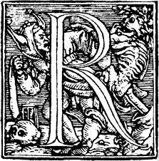 r initial capital letter r from dance of death alphabet 2499x2534 1m jpg