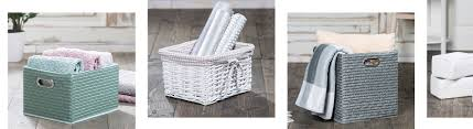boxes baskets