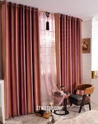 Curtain : Primitive French Door Curtains Blackout Door Panel ...
