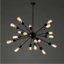 mordern nordic retro pendant light edison bulb lights fixtures re industriel iron loft antique diy e27 spider ceiling lamp in pendant lights from lights