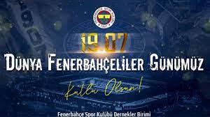 Fenerbahçe'den Dünya Fenerbahçeliler Günü mesajı - Fenerbahçe - Spor  Haberleri