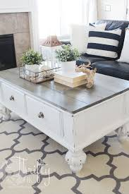 refinishing coffee table ideas best coffee table refinish ideas on paint wood diy painted coffee