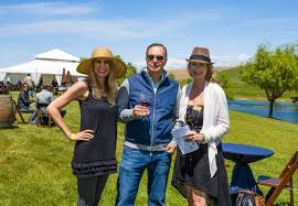 PRCC Board members Daniel Daou (DAOU Vineyards & Winery) and Cynthia Lohr  (J. Lohr Vineyards & Wines) with Deanna Russo-Clark of Cali…   Deanna  russo, Gala, Fashion