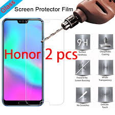 <b>2pcs</b>! Smartphone 9H <b>HD Screen Protector</b> for Huawei Honor 20 ...