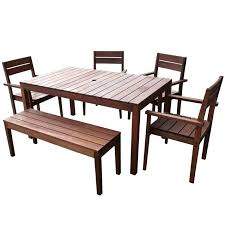 costco outdoor bench patio dining sets patio furniture small dining areas outdoor spaces design costco outdoor bench