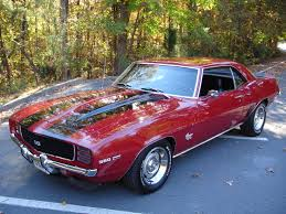 69 Chevy Camero 350 SS. I want to drive this before i go to heaven ...