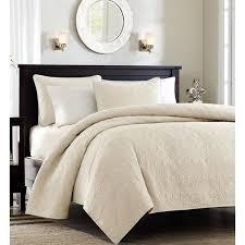 Monterey Off White Bedding Quilt Set &  Adamdwight.com
