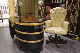office counter design. Modern Office Furniture Table Design Counter Chair And DTK-002