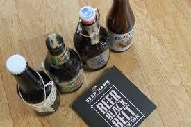 review beer hawk s black belt gift set
