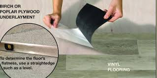 installation and care of a sheet vinyl floor by james dulley creators syndicate