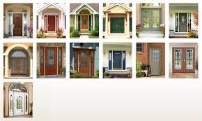 exterior door with window. central florida\u0027s largest door replacement dealer! exterior with window