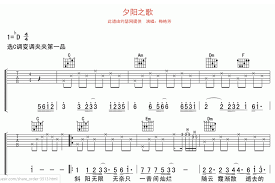 Asian music guitar tabs scales