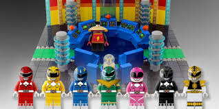 Office lego Wall Lego Mojo Nation Sets Based On Power Rangers The Office And Tron Reach Lego Ideas