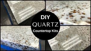 how to diy white quartz countertop resurfacing kits leggari s new countertop kit