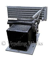 Vending Machine Cooling Unit Adorable DIXIE NARCO SODA Vending Machine Compressor Refrigeration Cooling