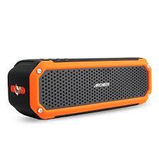portable outdoor speakers. archeer-wireless-bluetooth-40-waterproof-shockproof-outdoor-speaker- portable outdoor speakers p