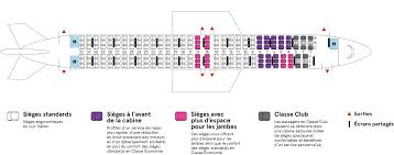 Air Transat 737 800 Seating Chart Boeing 737 800 Air Transat