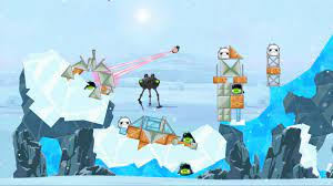 Angry Birds: Star Wars Review - PS4 Home