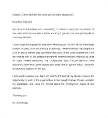 Example Of Education Cover Letters Administration Cover Letter Best Ideas Of Sample Example For Sale