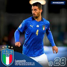 Euro 2020, tegola per l'Italia grave infortunio per Spinazzola - Noi  Biancocelesti