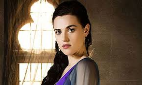 Katie McGrath as Morgana - 300mcgrath