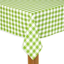 round green 100 cotton table cloth