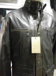 Мужская <b>кожаная куртка Pierre Cardin</b> ! Оригинал ! Размер 50-52 ...