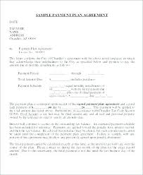Loan Repayment Contract Free Template Beauteous Advance Payment Agreement Format Installment Agreement Form