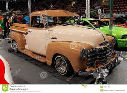 1951 Chevrolet Pickup editorial stock image. Image of cool - 11211124