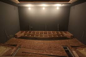 Building A Home Theater Stage Captivating Home Theater Stage Design