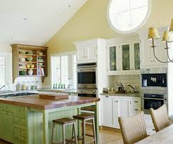 Green And White Kitchen Home Interior Decorator Jobs Decorating Guides 8 Qualities Of