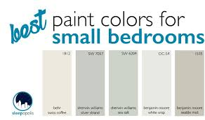 best paint color small bedroom design